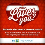 Valentine Marrow Match