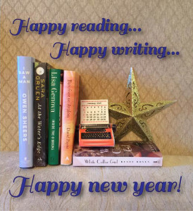 Happy books new year